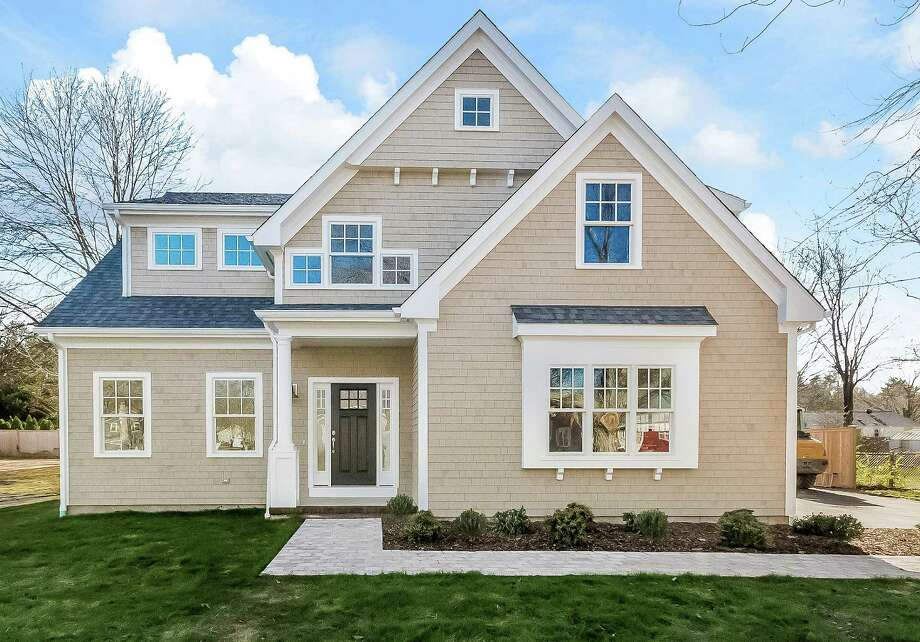The newly built house at 91 Partridge Lane is on the market for $1,189,900. Photo: Contributed Photos / Fairfield Citizen