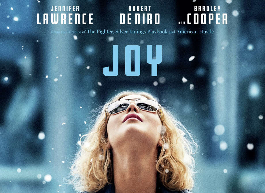 "Jennifer Lawrence stars in the new movie, ""Joy,"" about Joy Mangano who developed and marketed the Miracle Mop. Photo: Contributed / Contributed Photo / Westport News"
