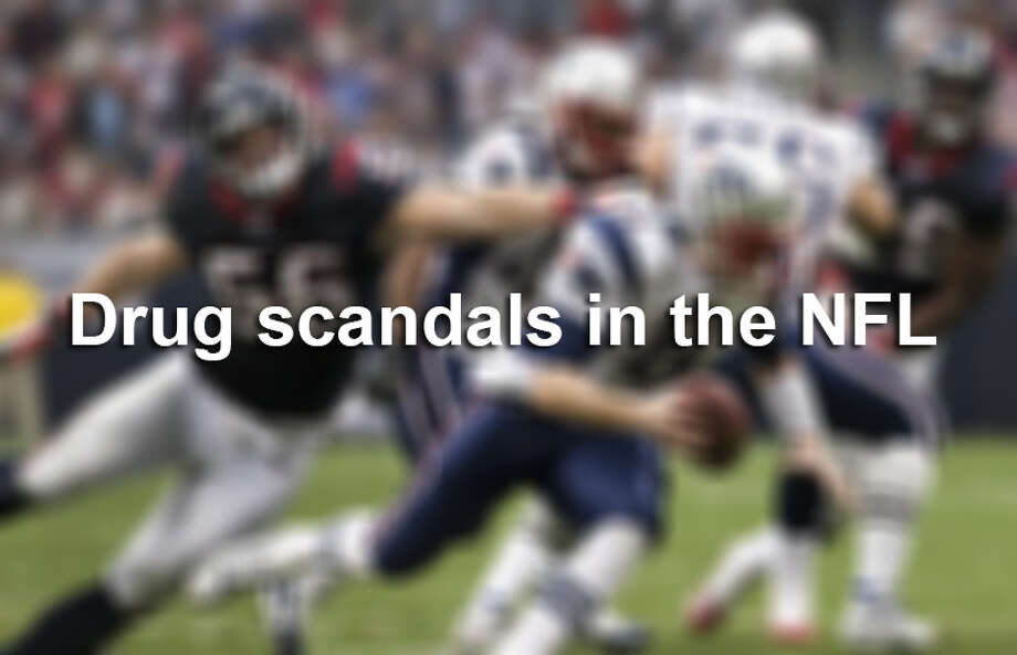 A look at prominent NFL players suspended for using performance-enhancing drugs Photo: Smiley N. Pool, Houston Chronicle