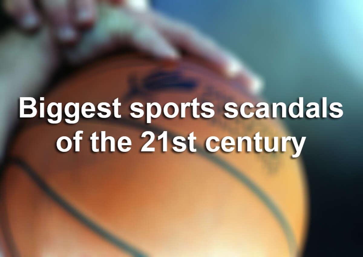Sports offers plenty of drama on and off the field. Click through the gallery for a look at 20 of the biggest sports scandals of the 21st century.