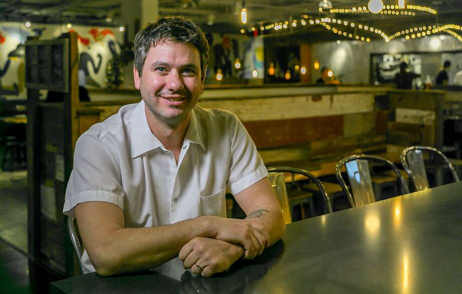 Chef Alexander Alioto of Nostra Spaghetteria in San Francisco. Photo: John Storey, Special To The Chronicle