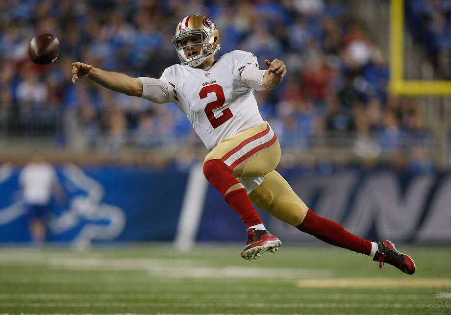 Blaine Gabbert. Photo: Gregory Shamus, Getty Images