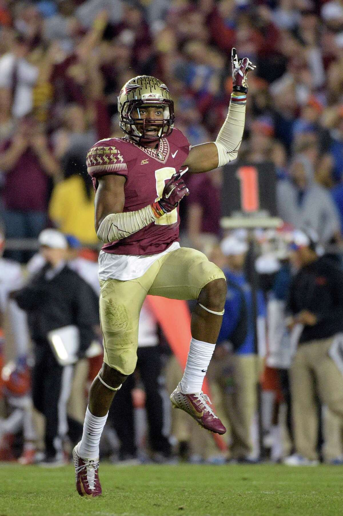 3. Chargers McClain:Jalen Ramsey, CB, Florida State Wilson:Laremy Tunsil, OT, Mississippi