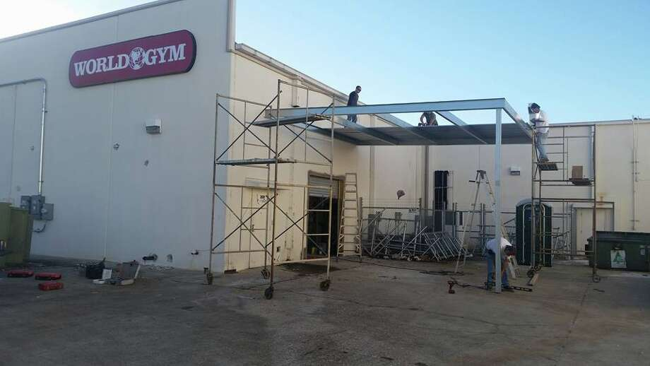 World Gym's new location at 3970 N. Dowlen Rd. is expected to open in mid-January.
