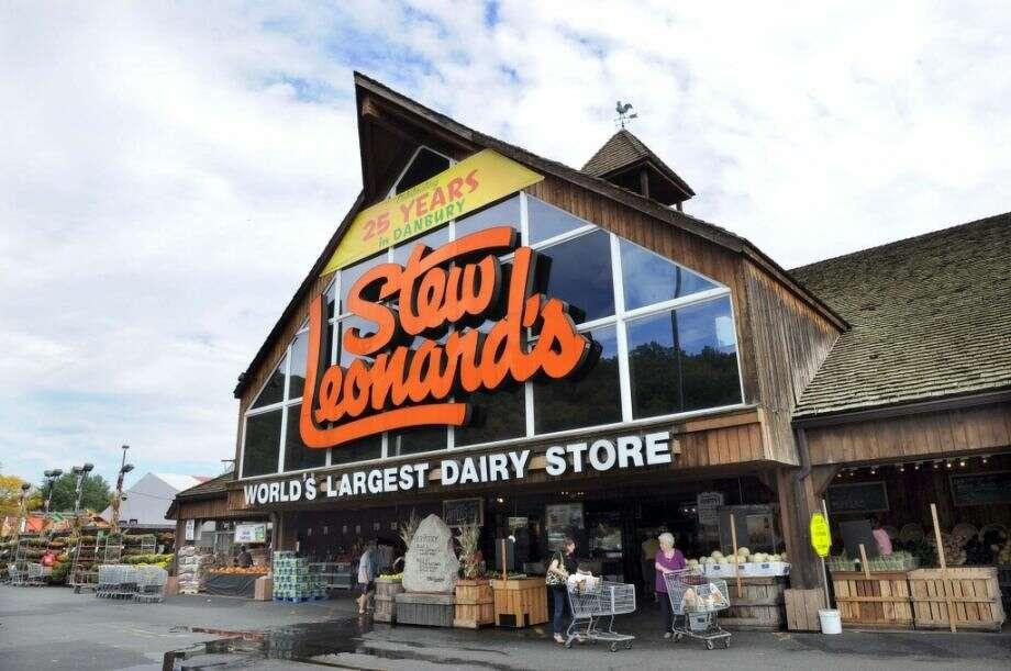 Stew Leonard's in Danbury is expanding its cheese selection. Photo: / Carol Kaliff