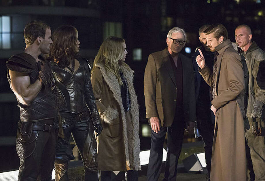 DC's Legends of Tomorrow. Courtesy of The CW. / © 2015 The CW Network, LLC. All Rights Reserved