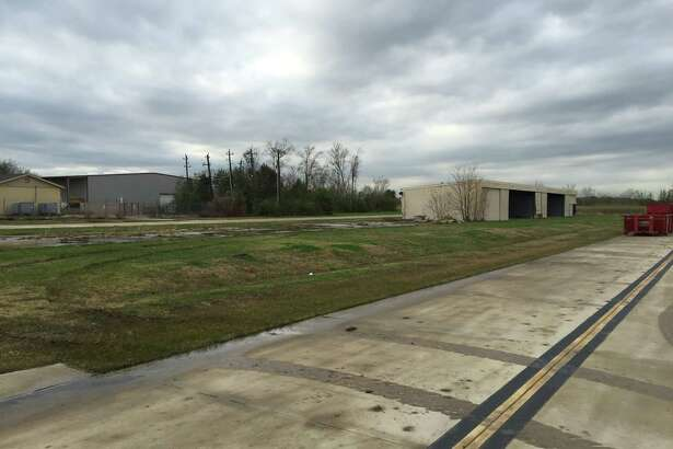 Phase I of the hangar development at Pearland Regional Airport will include demolition of two existing facilities and the construction of a new 23-unit t-hangar complex.