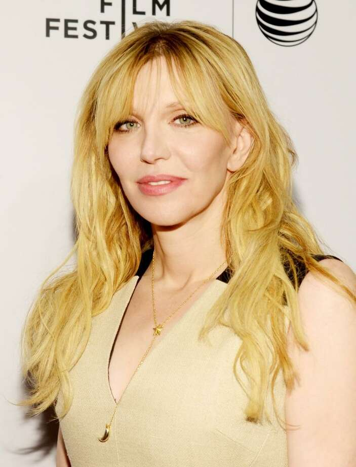 11 famous people living with Autism:Courtney LoveThe Hole frontwoman and widow of Kurt Cobain had a diagnosis of autism at age 9, her biographer says.