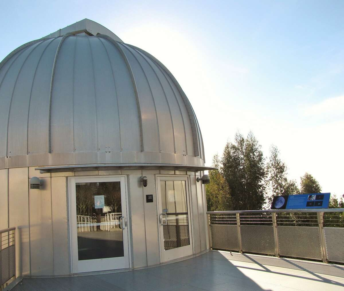 Chabot Space and Science Center in Oakland.