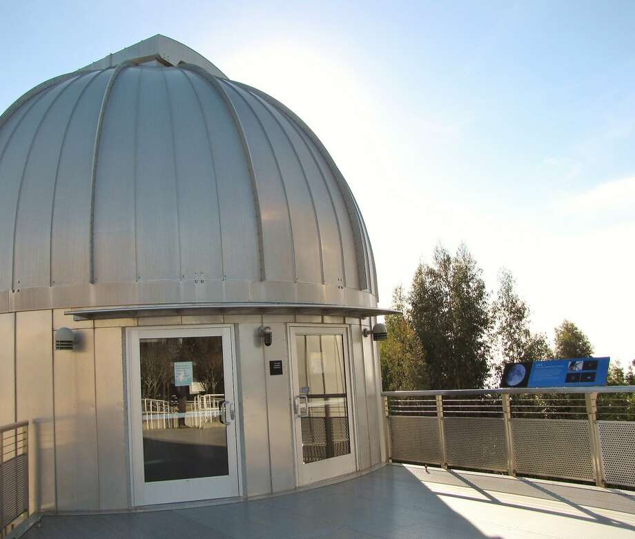 Chabot Space and Science Center in Oakland. Photo: Stephanie Wright Hession