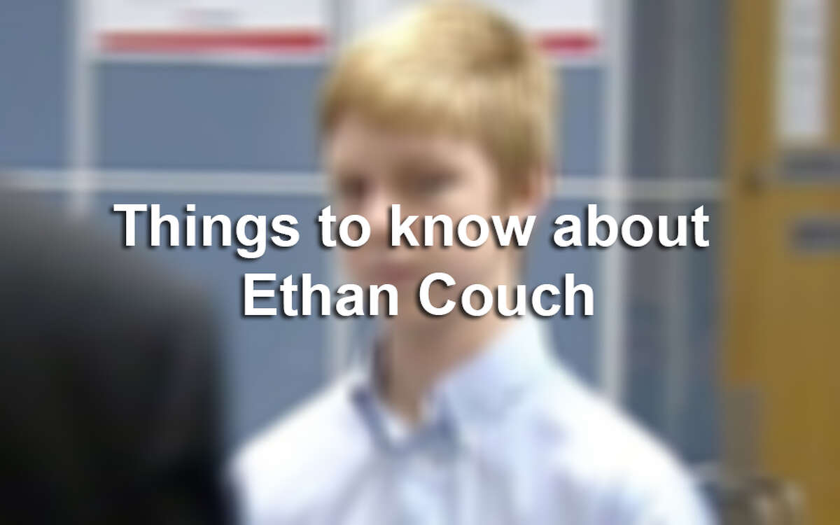 Ethan Couch was 16 when he killed four people while driving with a blood-alcohol level of 0.24 on June 15, 2013. Here is everything you need to know.