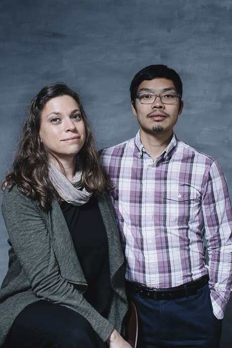 Karen Leibowitz and Anthony Myint  have several restaurants to their credit. With the Perennial, they hope to start a revolution in how the entire industry operates. Photo: Stephen Lam, Special To The Chronicle