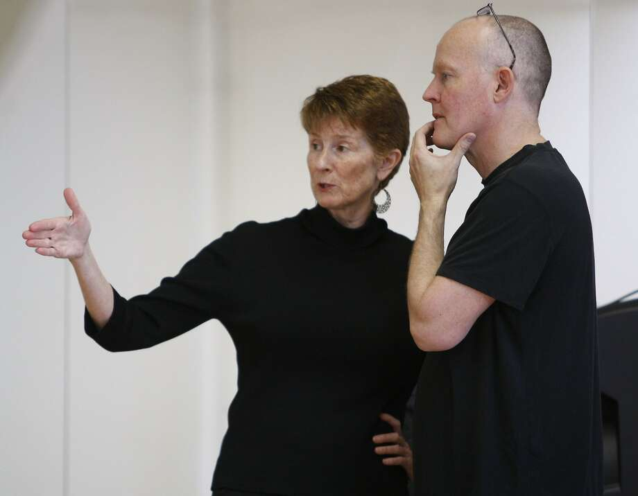 Choreographers Janice Garrett and Charles Moulton will create a world premiere for the Oakland Ballet. Photo: Michael Maloney, The Chronicle
