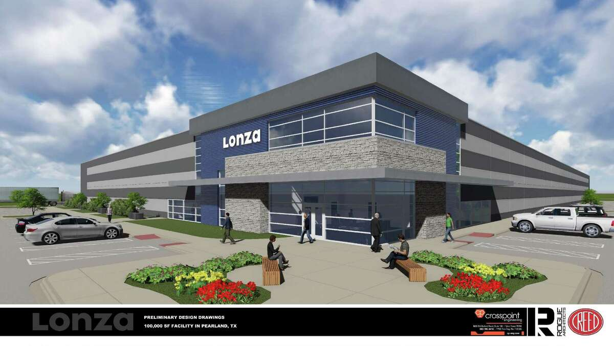 Lonza, a Swiss pharmaceutical and biotech firm, is celebrating the grand opening of what it's claiming to be the world's largest dedicated cell-and-gene-therapy facility on Tuesday in Pearland.