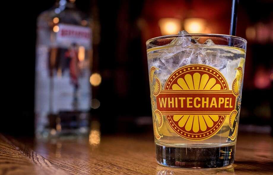 The Whitechapel G&T at Whitechapel. Photo: John Storey, Special To The Chronicle