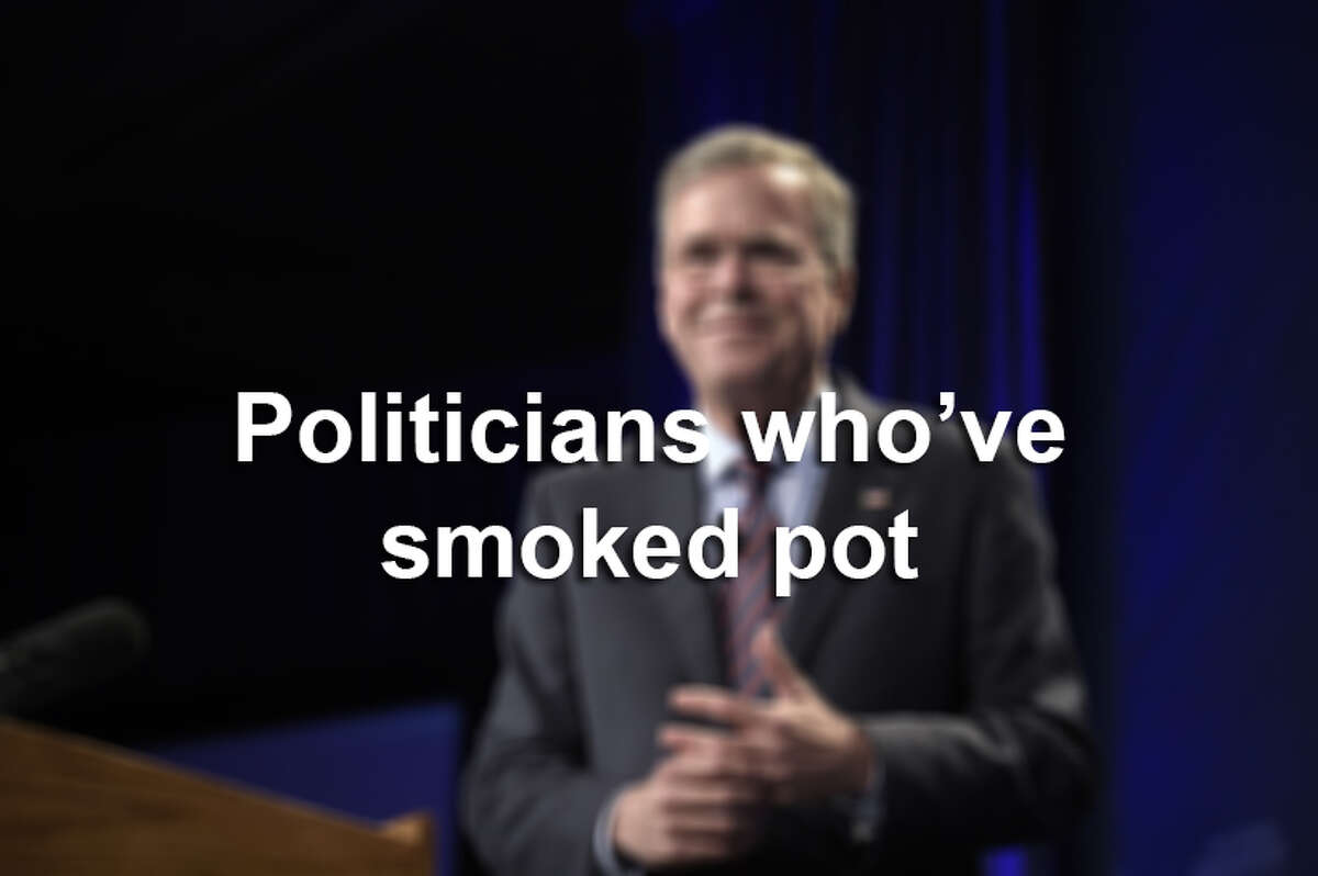Political data website InsideGov has compiled a list of more than a dozen politicians, both current and former, who have admitted to or have been accused of smoking marijuana. Keep clicking to see the 19 leaders closely associated with the drug.