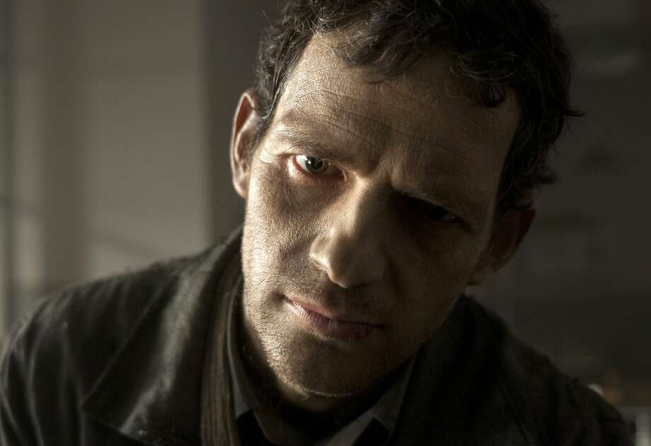 "This image released by Sony Pictures Classics shows Geza Rohrig in a scene from ""Son of Saul.""  (Sony Pictures Classics via AP) Photo: Uncredited, Associated Press"