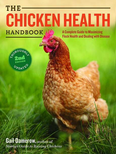 """The Chicken Health Handbook.""  Credit: Storey Publishing Photo: Storey Publishing"