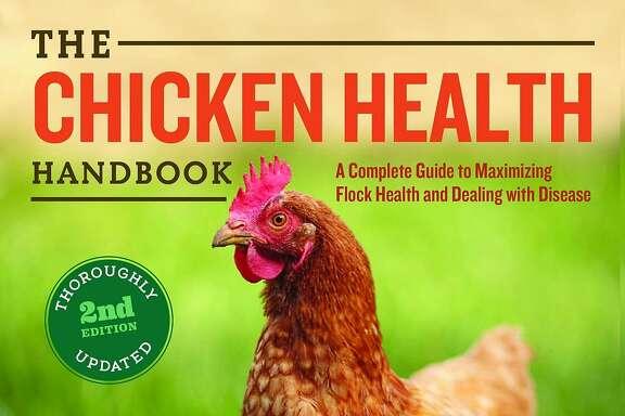 """The Chicken Health Handbook.""  Credit: Storey Publishing"