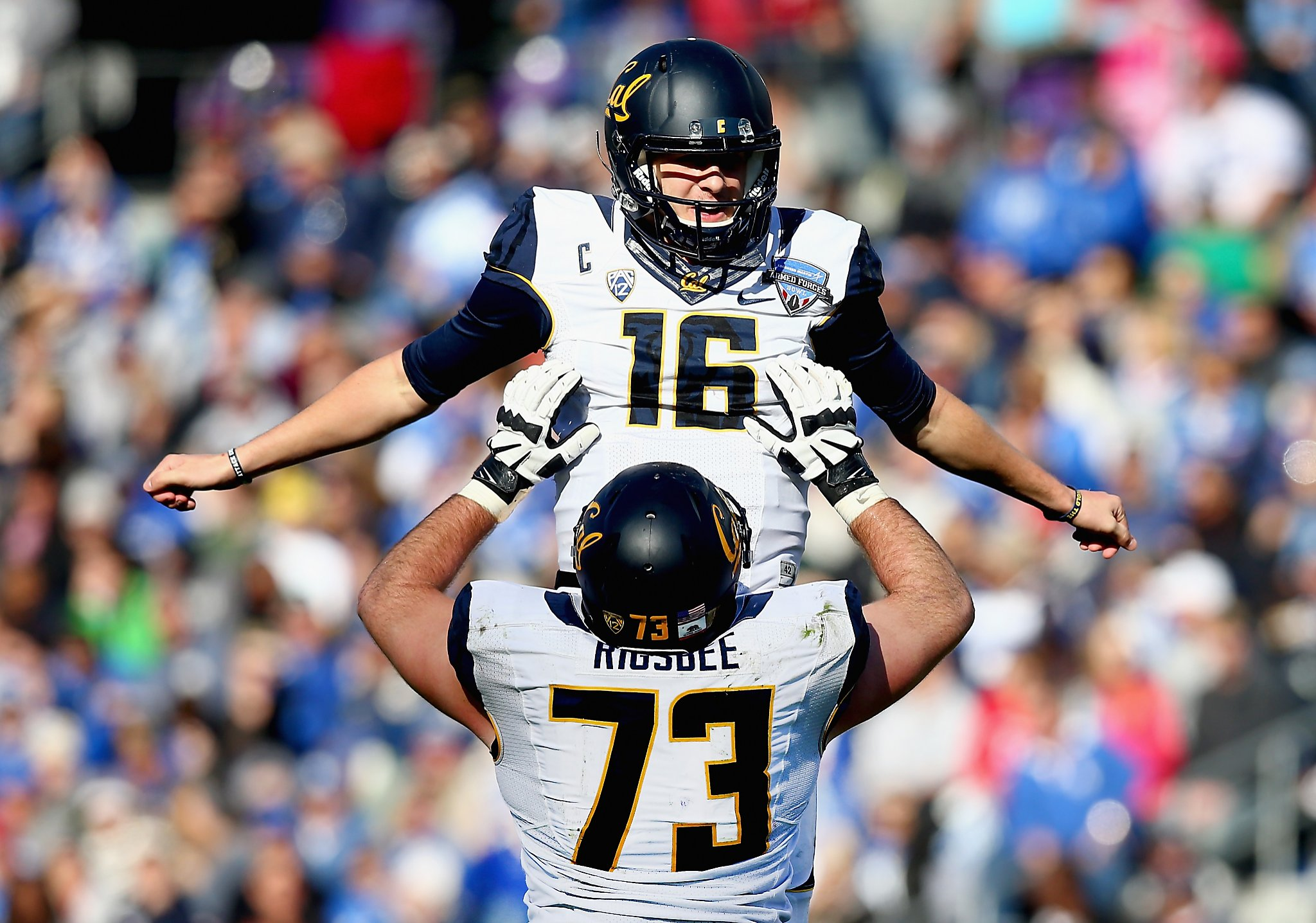 Cal s Jared Goff delivers bowl win aa5a752b8