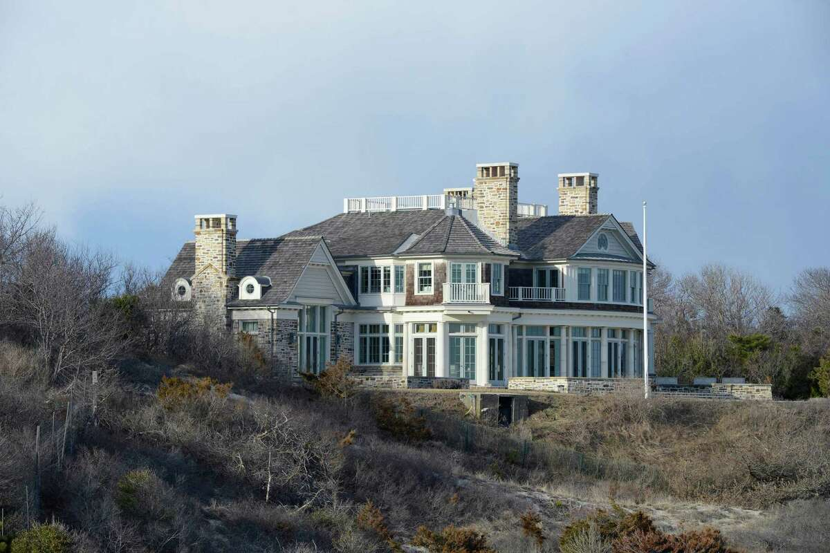 The East Hampton, N.Y., home of hedge fund billionaire Steven Cohen is shown. Operating largely out of public view - in tax court, through arcane legislative provisions and in private negotiations with the Internal Revenue Service - the wealthy have used their influence to whittle away at the government's ability to tax them.