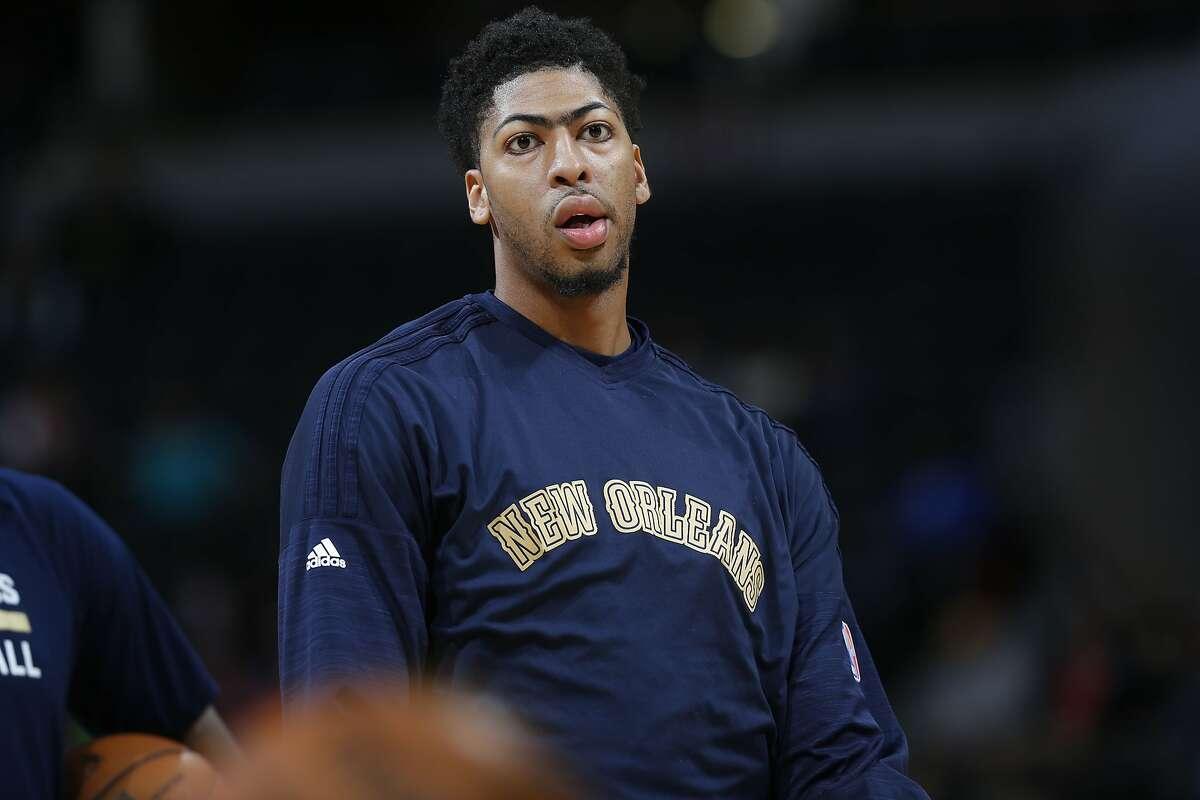 38. Anthony Davis, 22, NBA