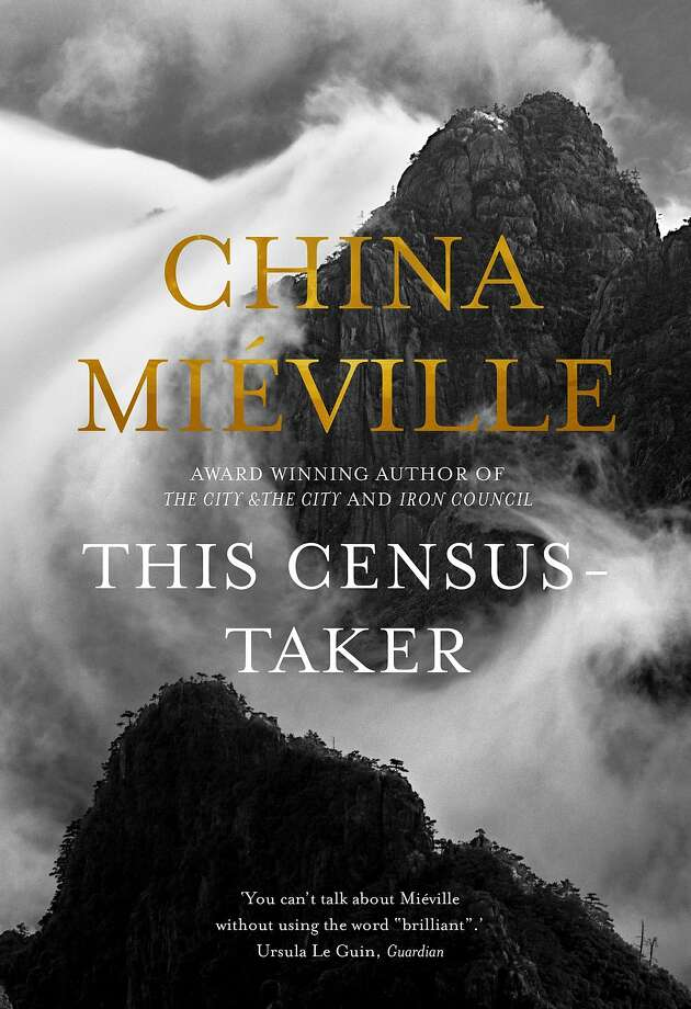 "cover of ""This Census Taker"""