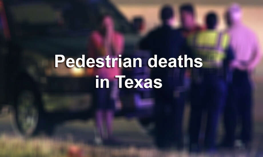See which cities report the most pedestrian deaths. / ©San Antonio Express-News/John Davenport