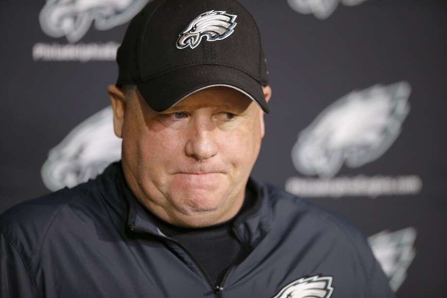 Chip Kelly. Photo: Michael Bryant, Associated Press