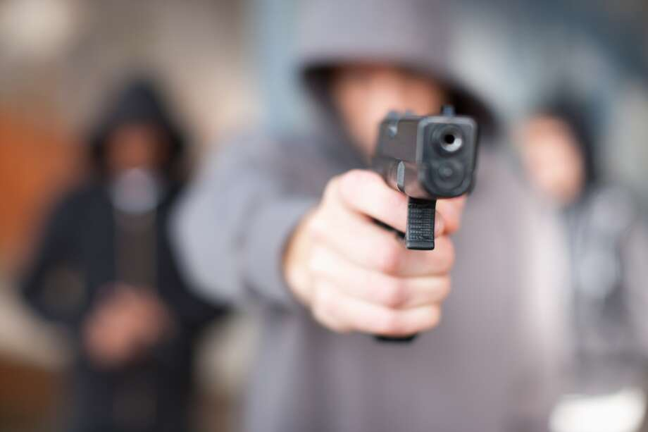 Most of those who prey on illegal immigrants are in this country illegally themselves and at times are aligned with street gangs, according to investigators.  Heists can turn violent with exchanges of gunfire as well as abuse of captives. Photo: Getty Images