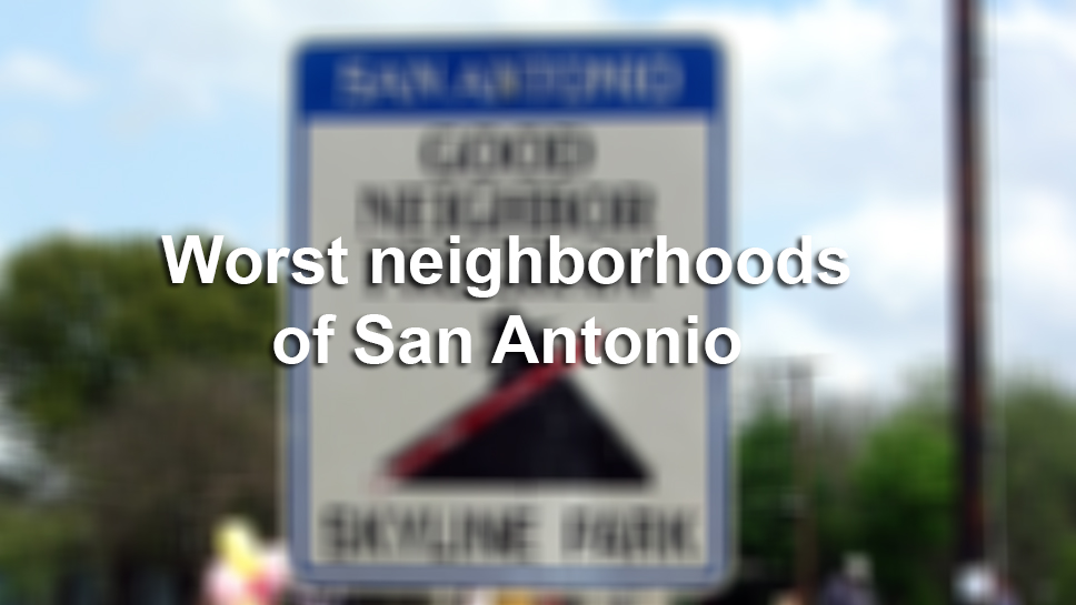 San antonio bad for dating
