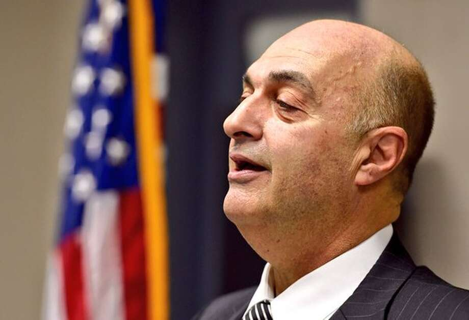 FILE — Rensselaer County Sheriff Patrick Russo