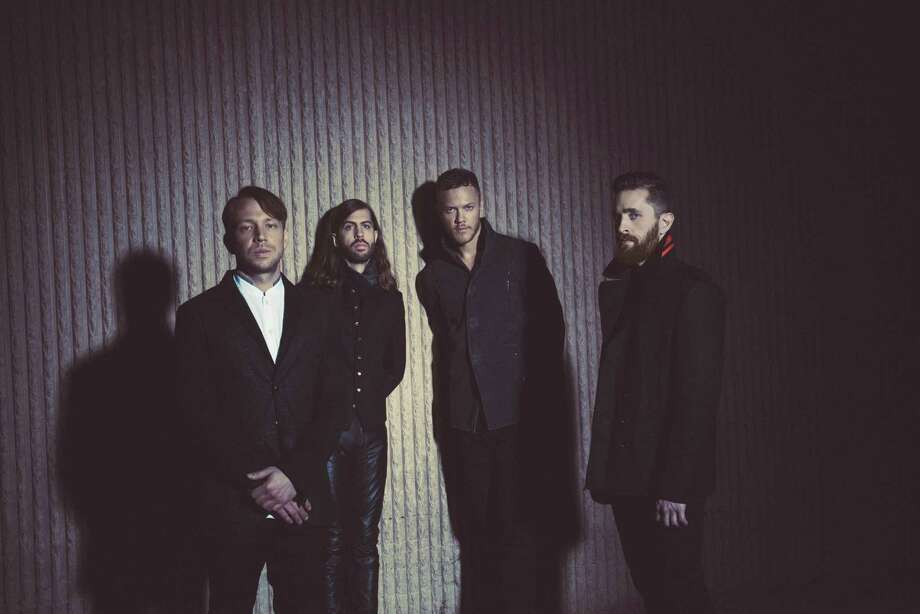 Imagine Dragons will perform a New Year's Eve concert at Foxwoods Grand Theater on Thursday, Dec. 31. Photo: Contributed Photo / The News-Times Contributed