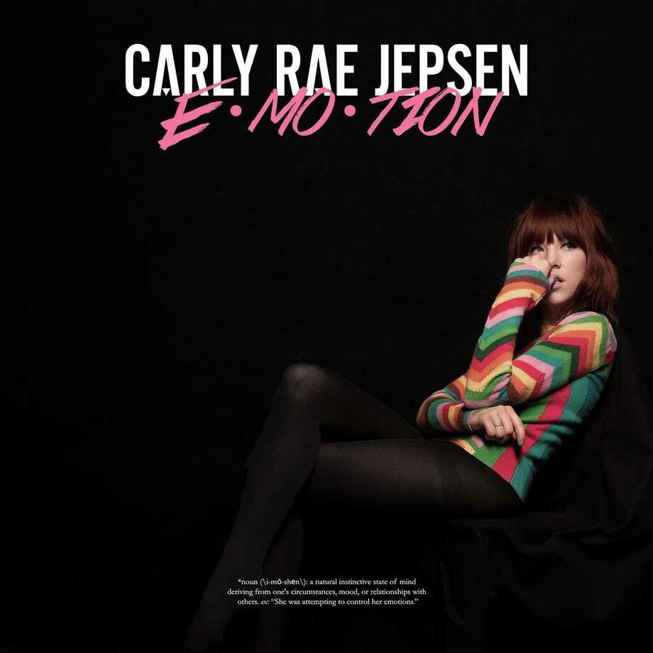 """Emotion"" by Carly Rae Jepsen. Photo: Handout, HO / Amazon"