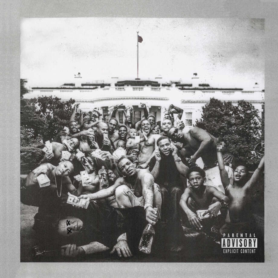 """To Pimp a Butterfly"" by Kendrick Lamar. Photo: HONS / Interscope Records"
