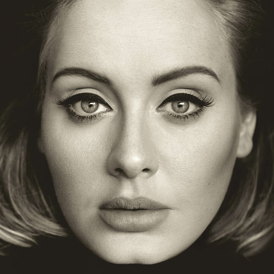 """25"" by Adele. Photo: HONS / Columbia Records"