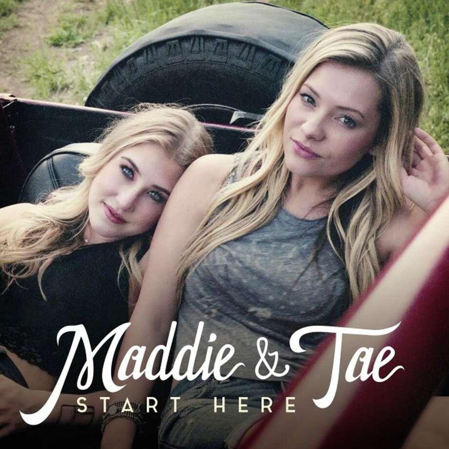 """Start Here"" by Maddie & Tae."