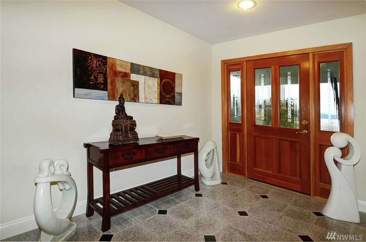 The entryway of 10438 47th Ave. S.W.