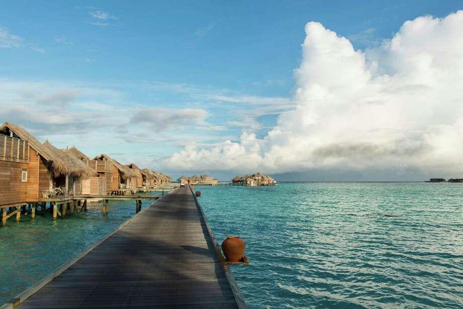 1) Gili Lankanfushi MaldivesLankanfushi, North Male Atoll, Kaafu Atoll Photo: David Evans, Getty Images / copyright DAVID EVANS