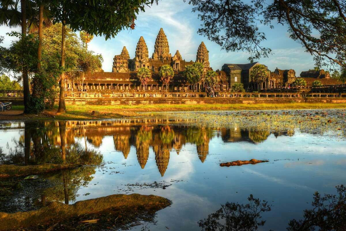 3)Shinta Mani Club Siem Reap, Cambodia