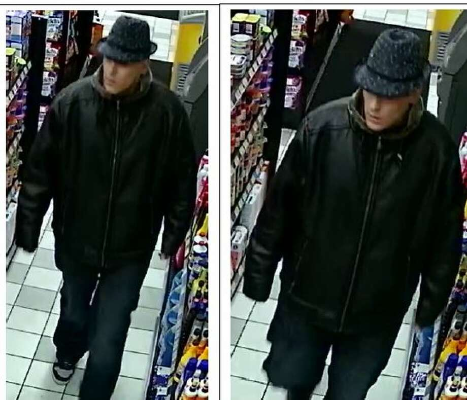 King County Sheriff's detectives believe this man stole scratch tickets from a Burien convenience store twice this month, took a purse from a woman at a cemetery and used a stolen credit card at a nearby store. Photo: West, Cindi L, Courtesy King County Sheriff's Office