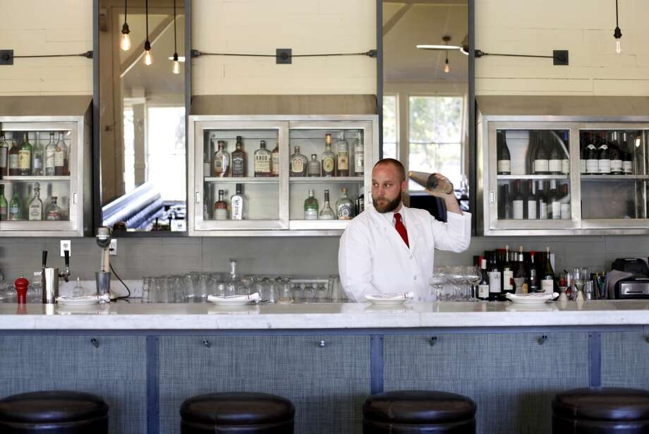 Restaurants where you can still get reservations for Valentine's DayReservations available via OpenTable or their own website: Presidio Social Club 563 Ruger St.Going more casual this year? A trip to the low-key parkside Presidio Social Club could be your spot, especially since they still have reservations for their special Valentine's day menu available for both before and after the dinner rush.  Photo: Sarah Rice, Special To The Chronicle
