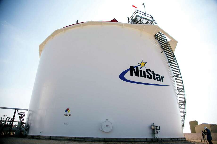 NuStar Energy says oil produced by ConocoPhillips is being sold to Switzerland-based Vitol.