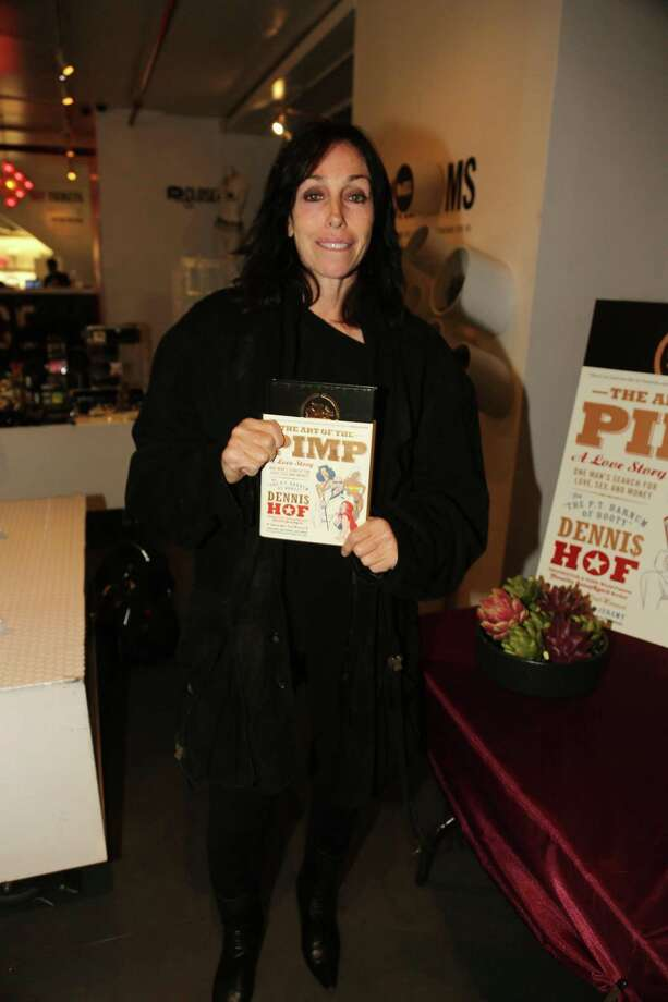 """Former Hollywood madam Heidi Fleiss turned 50 Wednesday Dec. 30. Here's a look at the infamous escort. Here she is in March attending Judith Regan's """"Art Of The Pimp"""" Book Launch at Museum of Sex on March 18, 2015, in New York City.  (Photo by Johnny Nunez/WireImage) Photo: Johnny Nunez, Getty Images / 2015 Johnny Nunez"""