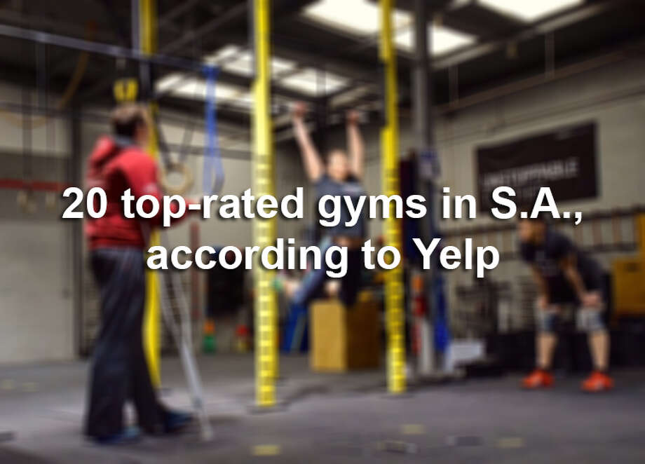 From CrossFit boxes to YMCAs, gym rats sound off on their favorite places to workout in San Antonio. Photo: San Antonio Express-News