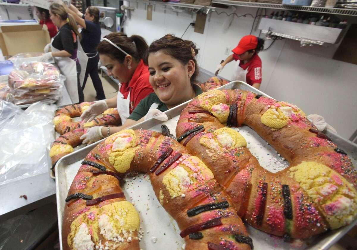 Where: El Bolillo BakeryLocation: 2421 South Wayside Dr. Website:http://www.elbolillo.com/