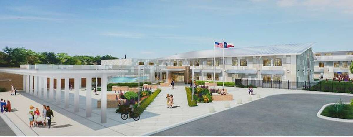 Completed: Mark White Elementary (artist rendering)Budget: $23,417,000 Completed: Late 2016