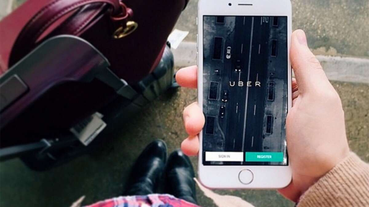 1. DOWNLOAD THE APP In order to use Uber, you must download the app to your smartphone. iPhone users can find ithere. Android users can find it here.