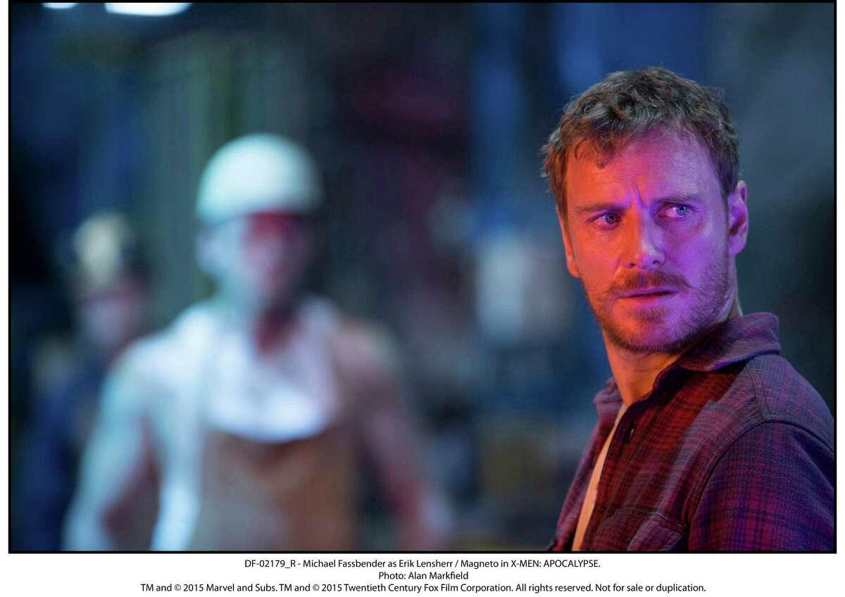 DF-02179_R - Michael Fassbender as Erik Lensherr / Magneto in X-MEN: APOCALYPSE.
