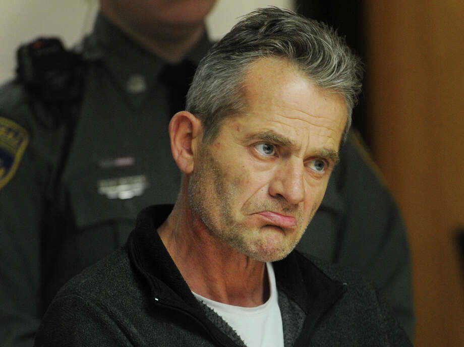George Cupi, 52, of Shelton, is arrraigned on a fugitive from justice charge out of New York in Superior Court in Derby, Conn. on Tuesday, December 22, 2015. Cupi is accused of killing a man in a road rage shooting in the Kew Gardens section of Queens on July 14, 2011. Photo: Brian A. Pounds / Hearst Connecticut Media / Connecticut Post
